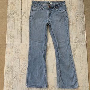 Levi's Low Rise Bootcut Jeans 8 Faded